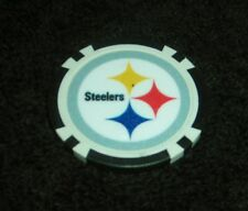 NFL PITTSBURGH STEELERS SOUVENIR COLLECTIBLE POKER CHIP