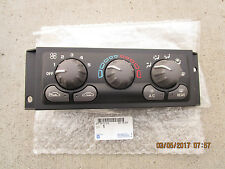01 - 05 PONTIAC MONTANA A/C HEATER CLIMATE TEMPERATURE CONTROL NEW P/N 10338465