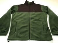 Columbia L Men's Steens Mountain Tech II Full Zip Jacket Large NEW NWT
