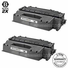 2pk Black Laser Toner Cartridge for Canon 120 2617B001AA ImageClass D1170 D1180