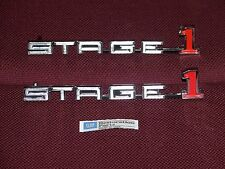 69 BUICK SKYLARK GS STAGE 1 HOOD EMBLEMS 1969 NEW BADGE GRAN SPORT