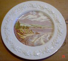 Royal Cauldon Collectors Plate Hand Painted THE COAST CALIFORNIA