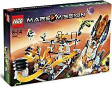 LEGO Mars Mission MB-01 Eagle Command Base Set #7690