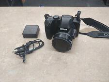 Nikon Coolpix B600 Camera - Black