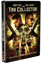 The Tax Collector Steelbook (4K UHD Blu-ray) Factory Sealed PRE-ORDER 10-6-20