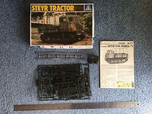 Italeri 1:35 Steyr Tractor model kit #227