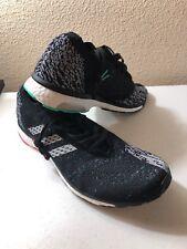 cheaper 37a7e fd571 New Adidas Adizero Prime Boost LTD Core Black White Grey CP8922 Size 10.5
