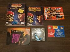 Warcraft 2: Tides of Darkness Deluxe-Edition, Blizzard, PC CD-ROM  Big Box