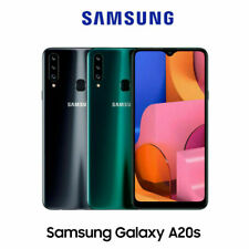 NEW SAMSUNG Galaxy A20s 3GB 32GB Dual SIM TRIPPLE CAMERA All Colours - UK Seller