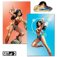SOLD OUT: WONDER WOMAN #750 - J SCOTT CAMPBELL EXCLUSIVE VIRGIN COVERS