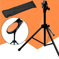 Straight Cymbal Drum Stand Hardware Percussion Mount Double Braced Tripod  ^