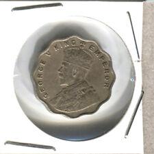 India - 1 anna - 1918 - high grade coin