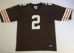 Vintage Tim Couch #2 Cleveland Browns Jersey by Adidas, Youth XL(18/20), RARE