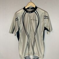 Descente Cycling Jersey Tour De France Cycling Jersey Vintage Mens Size XLarge