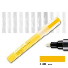 Acrylic Marker 2 0 Mm S1010 Yellow Montana