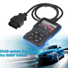 For Creator C310 BMW Multi System OBD2 Diagnostic Code Clear Reader Scanner