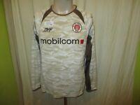 "FC St.Pauli DoYou Football Langarm DFB Pokal Trikot 2005/06 ""mobilcom"" Gr.M"