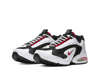 NIKE Air Max Triax 96 Men's Sneakers Shoes in White/Red NEW