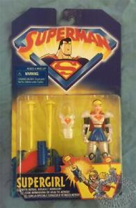 Superman Animated Series Supergirl Figure