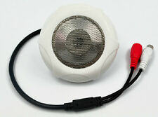 Sound Monitor CCTV Microphone Audio Pickup Device High Sensitivity 12VDC 5-150㎡
