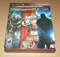 2K Essentials Collection for PlayStation 3 PS3 Complete Fast Shipping