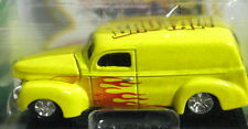 RACING CHAMPIONS 40 1940 FORD SEDAN DELIVERY RAT FINK ED ROTH COLLECTIBLE CAR