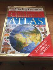 Children's Illustrated Atlas by Dorling Kindersley Ltd (Hardback, 2000)