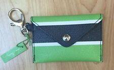 Vera Bradley ~ Envelope Keychain ~ Lucky Stripes Great for shopping! ~ key chain