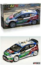 FORD FIESTA RS WRC 2011 ADAC RALLYE Deutschland Belkits Bel-003 /24 Model Kit