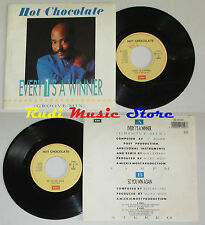 """LP 45 7"""" HOT CHOCOLATE Every 1's a winner so you win again 1977 EMI italy cd"""