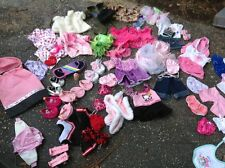 Huge Lot Build A Bear Clothes Ballet Army Cheerleader Shoes Skates Accessories