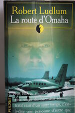 LIVRE POCKET - ROBERT LUDLUM - LA ROUTE D'OMAHA - 1993