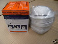 50 x DUST MASK  MOLDED MASKS - PACK OF 50  ELASTIC HEADBAND NEW