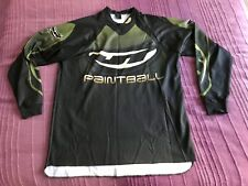 Veste Paintball marque JT XL sport TBE Verte