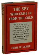The Spy Who Came in From the Cold ~ JOHN LE CARRE ~ First UK Edition 1st 1963