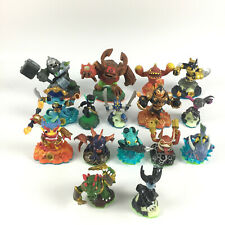 Lot 16 Figurines Skylanders Spyro Adventure Giants Swap Force + Portail Jeu Wii