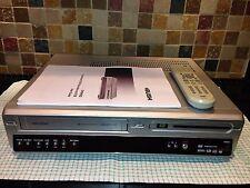 **BARGAIN** BUSH DVRHS02 DVD&VCR RECORDER COMBO/COMBI TRANSFER TAPE TO DVD