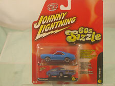 60s Sizzle 1969 AMC AMX 1:64 scale Johnny Lightning W/Collector Box