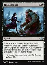 MTG Magic EMN - (x4) Rise from the Grave/Reviviscence, French/VF