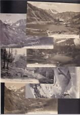 France ALPS JJ Julien Freres Bros c1900/20s x130 + PPCs scans show sample only