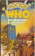 Doctor Who and the War Games. A great read! VGC! Target Books