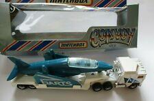 Matchbox Convoy CY12 Aircraft Transporter Truck