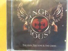 ANGEL.  HOUSE.       THE. GUN. THE. LOVE.  THE. CROSS.           ESCAPE. MUSIC.