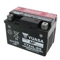 BATTERY YUASA YTX4L-BS Yamaha Aerox 100 2000 - 2002