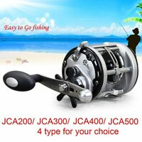 Spool 12+1BB Jigging Trolling Spinning Fishing Reel Bait Casting Reel Right Hand