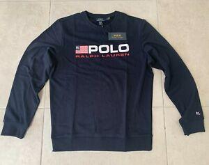 Ralph Lauren Crew Neck Sweatshirt For Men