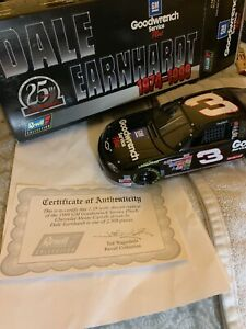 Dale Earnhardt Sr 1:18 1974-1999 25th Anniversary