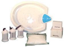 HYDROSANA  Elektrolyse Fußbad Wellness Spa mit 3 Spulen + 1000 g Salz  NEU