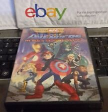 NEXT AVENGERS HEROES OF TOMORROW DVD MARVEL ANIMATED MOVIE