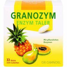 GRANOZYM Enzym Taler Grandel 32x3,125 g 02683055